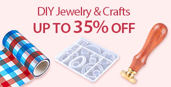 DIY Jewelry & Crafts Up to 35% OFF